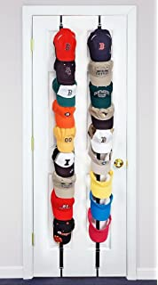 caprack18 baseball cap holder black