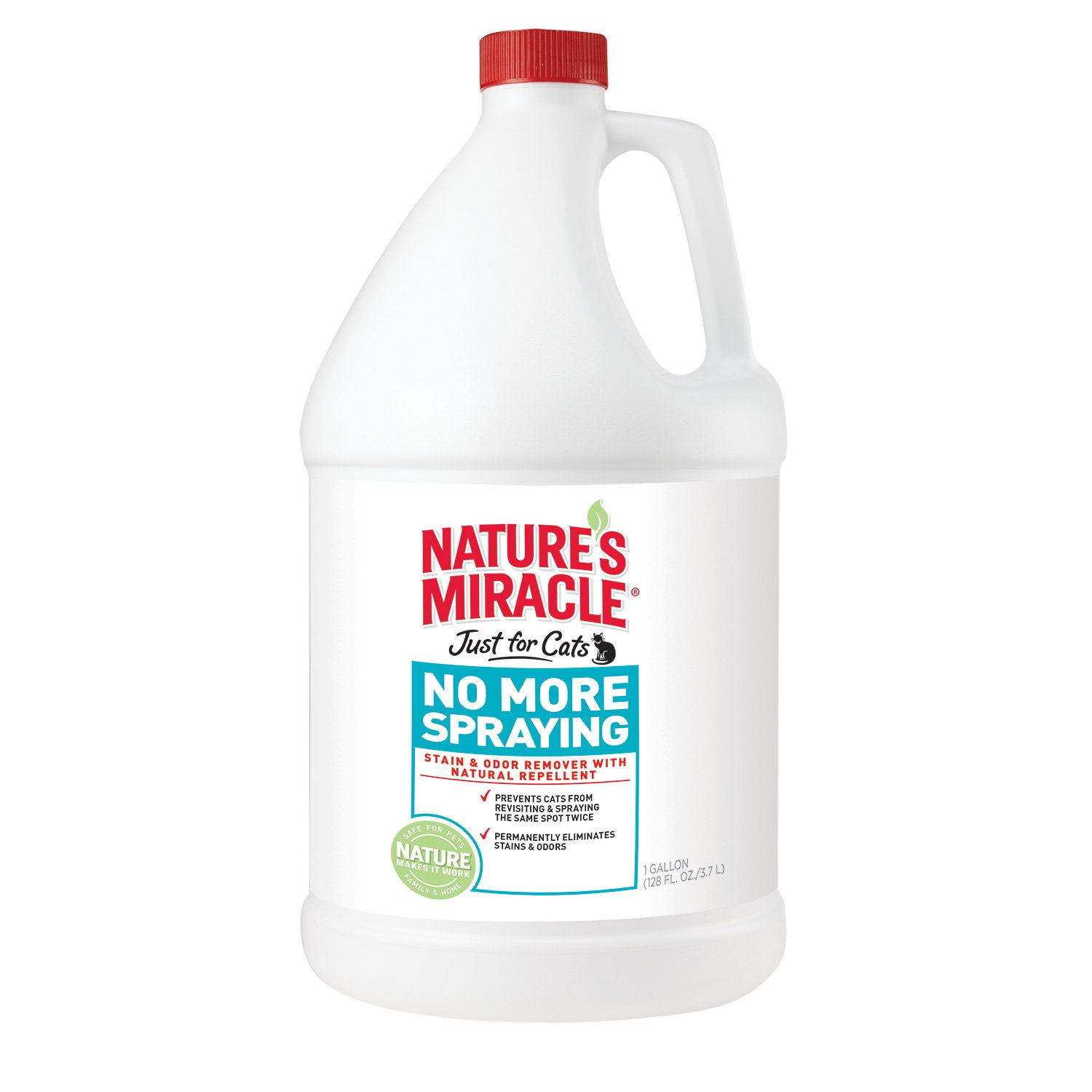 Nature's Miracle No More Spraying, Stain And Odor Remover, Repellent by Nature's Miracle