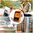 Thermometer Bluetooth Grilling Carrying Included 6