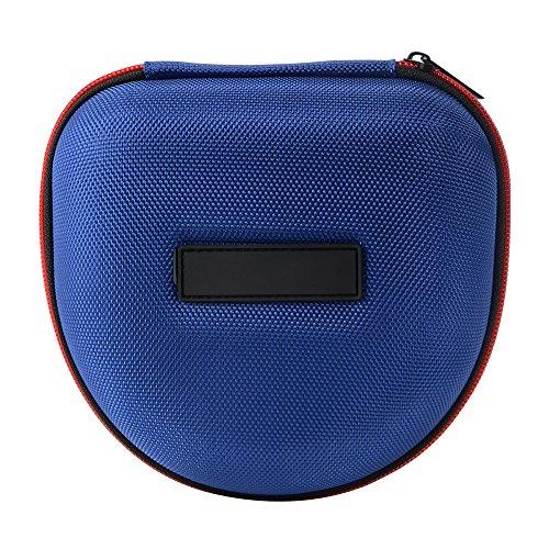 XCSOURCE Hard EVA Headphone Case Pouch Travel Bag (Blue) for Marshall Major I Major II BT MID Monitor On-Ear Headphone Headset TH717