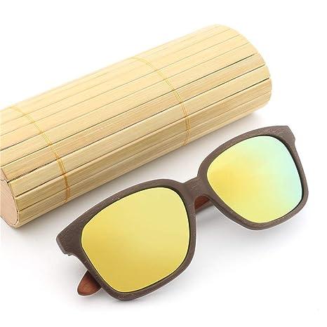 DING-GLASSES Gafas Gafas de Sol Unisex Hechas a Mano de ...