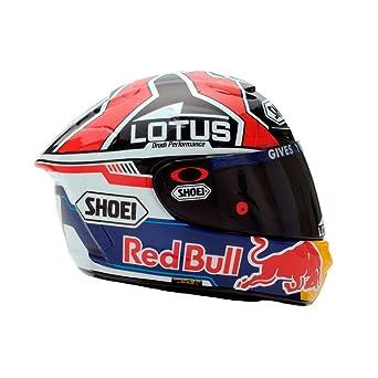 Spark Editions - Casco De Marc Márquez - Campeón Del Mundo De MotoGP (2014)