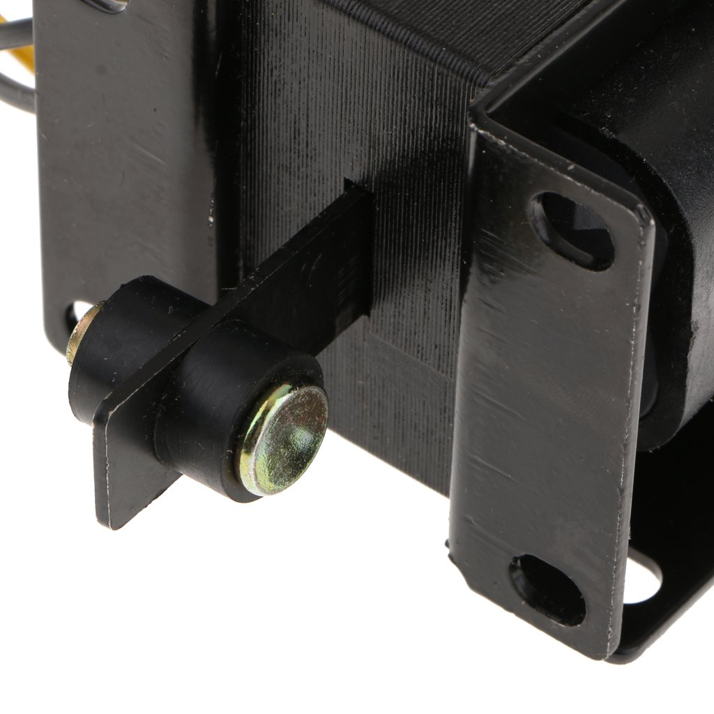 Solenoide De Tracci/ón De CA De Alta Calidad SA-3502 Electromagnet 220VAC Tubular