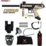 Tippmann Cronus Tactical Private Paintball Gun Package
