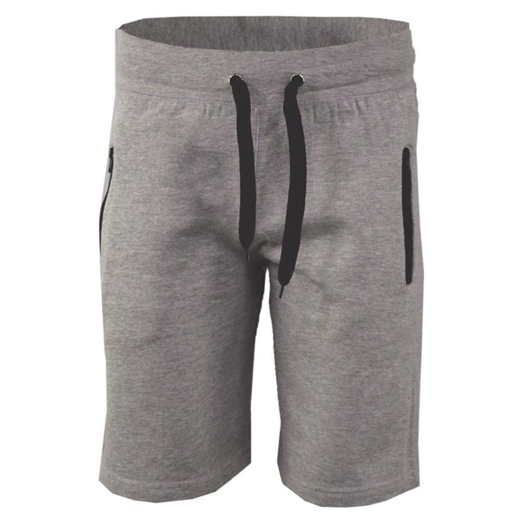 Alluing Quick Dry Breathable and Comfortable Fashion Men Casual Pocket Beach Work Casual Short Trouser Shorts Pants