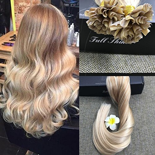 full-shine-16-inch-pre-bonded-hair-extensions-human-hair-nordic-ombre-balayage-color-18-fading-to-22