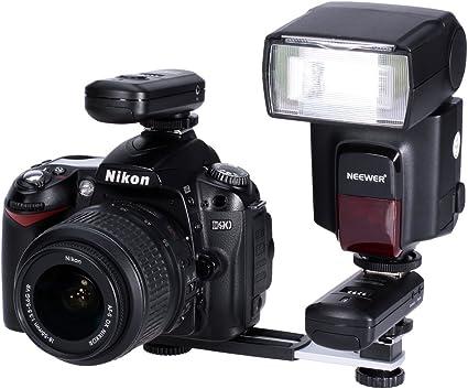 Neewer Braccio di Flash per Flash e Fotocamera DV Dotati di Hotshoe