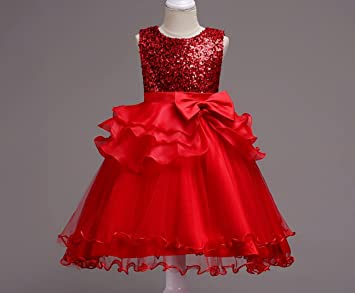 Vestido de Princesa sin Mangas para niñas Vestido sin Mangas ...