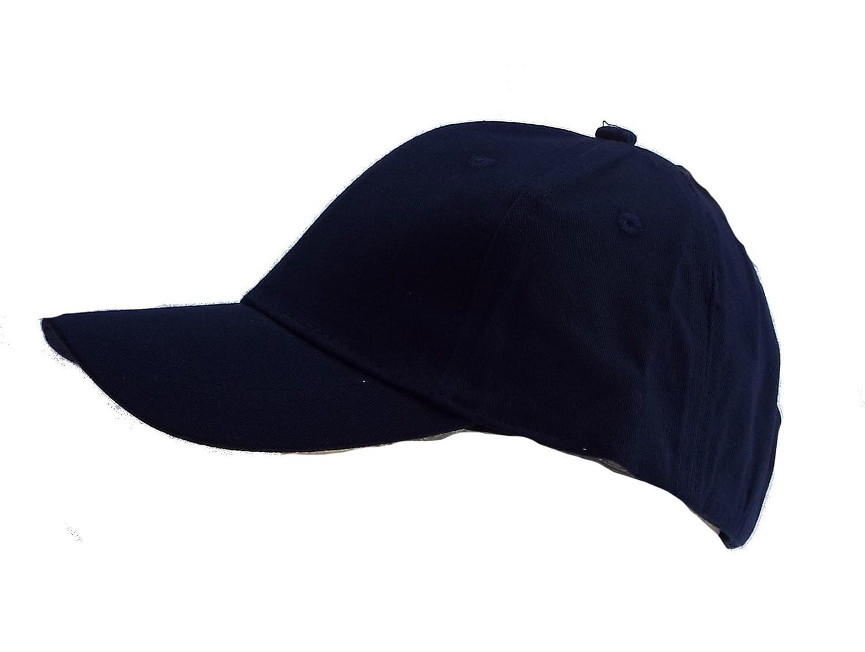 92eac45ca06e Véranno 1 casquette - chapeau - enfant - mixte - taille 52 ou 54-3 coloris  - 100% coton.  Amazon.fr  Vêtements et accessoires