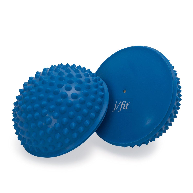j/fit 6'' Balance Pods, Set of 2 - Blue