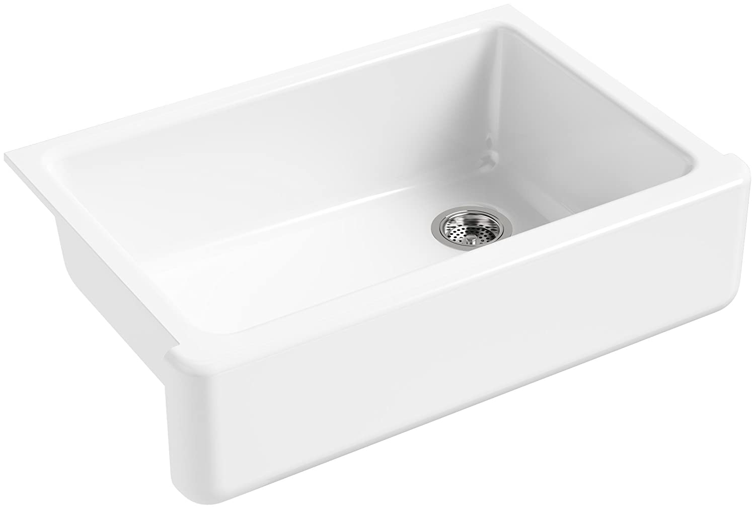 Cast Iron Sink Reviews 2018 - Uncle Paul\'s Top 4 Choices