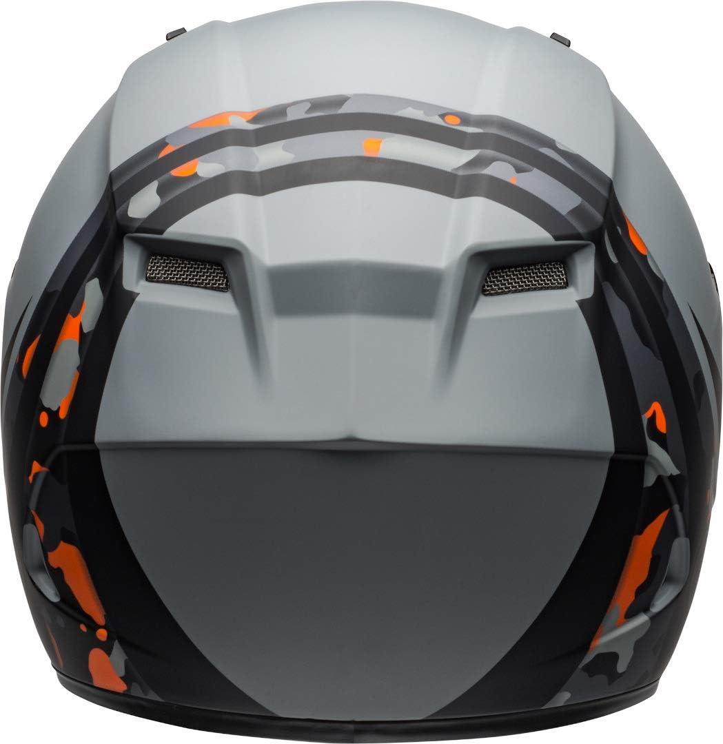 Bell Helmets Herren Qualifier Motorradhelm Orange Xs Auto