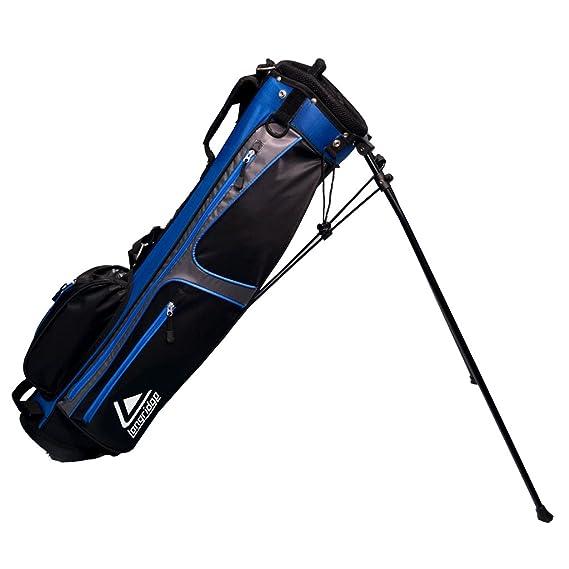 LONGRIDGE Weekend - Bolsa para Palos de Golf con Caballete (15,2 cm)