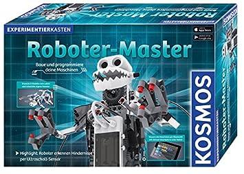 Kosmos 620400 Roboter Master Experimentierkasten