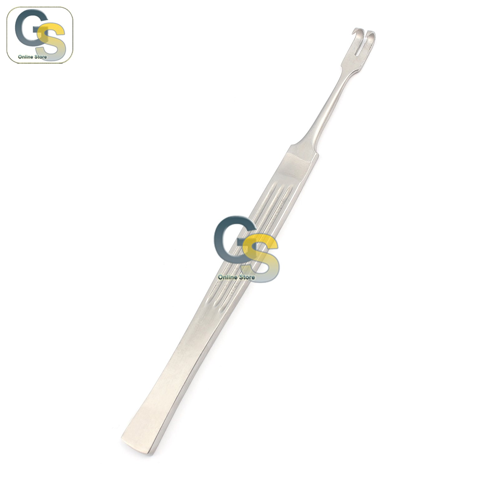 G.S GUTHRIE HOOK 5'' SHARP DOUBLE PRONGS 1.5MM WIDE | G.S BEST QUALITY