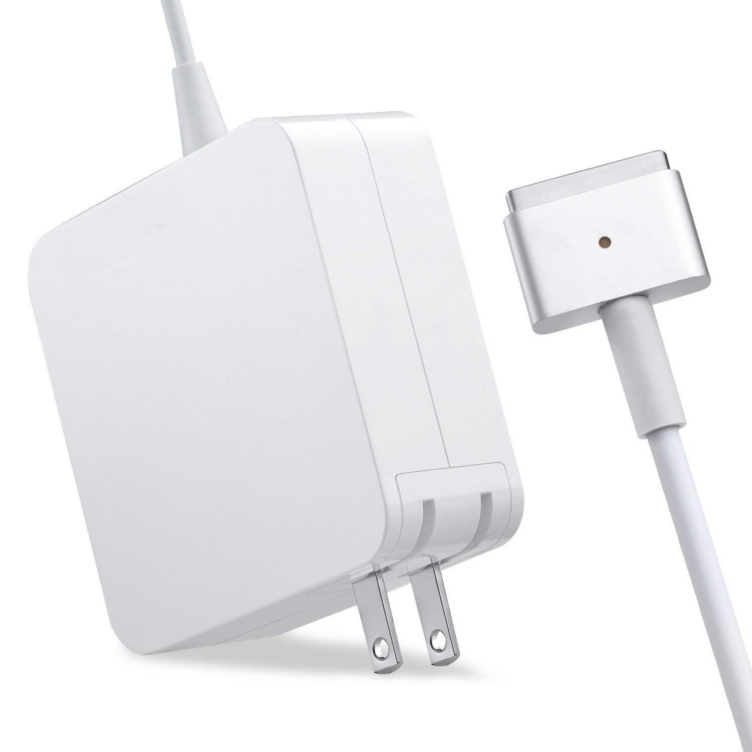 Luv America 60W MagSafe 2 Replacement 60W Mac Power Cable Adapter Charger. Compatible with MacBook Air and MacBook Pro Laptops with ''T-tip'' Style Cord Connector. by Luv America