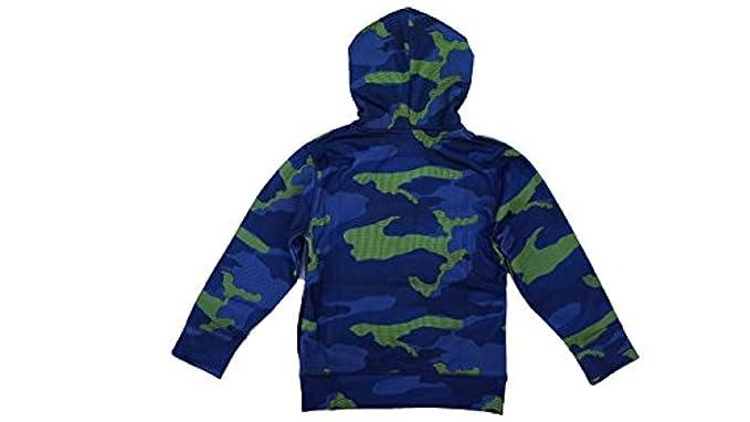 f061b6c7 Amazon.com: Under Armour Kids Hoodie AO Future Camo (2T-7): Clothing