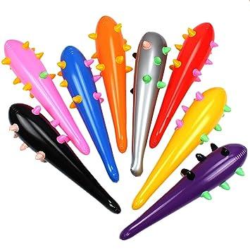 Toyvian 10pcs Porra Hinchable Infantil de los niños Color ...