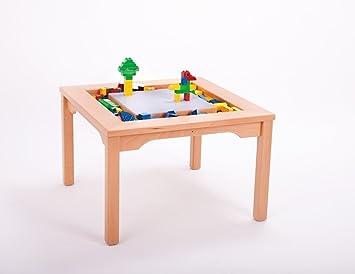 Lego Spieltisch Fur Lego Und Duplo 30051000 Material Lackiertes