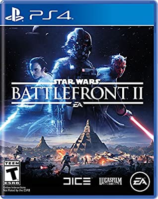 Star Wars Battlefront II - Pre-load - PS4 [Digital Code]