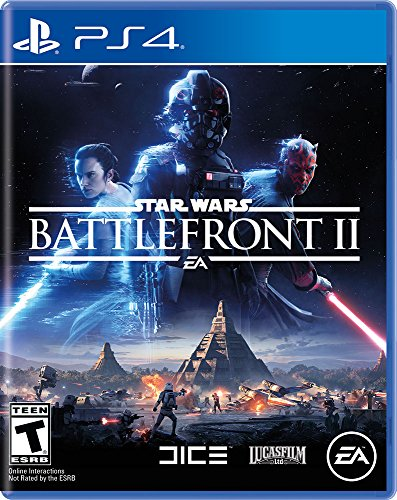Star Wars Battlefront II - PS4 [Digital Code] by Electronic Arts