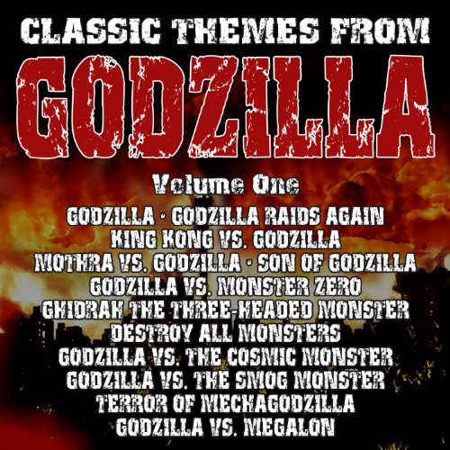 Amazon.com: The Best Of Godzilla 1984-1995: Various ...