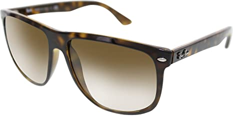 a3bae4a74ac Image Unavailable. Image not available for. Colour  Ray-Ban Men s Gradient Highstreet  RB4147-710 51-60 Tortoiseshell Square Sunglasses