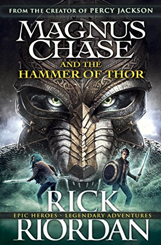 magnus chase and the hammer of thor book 2 kindle edition by