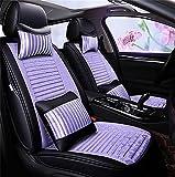 Cojines de asiento de coche cubierta trasera delantera , todo el conjunto del asiento del coche...