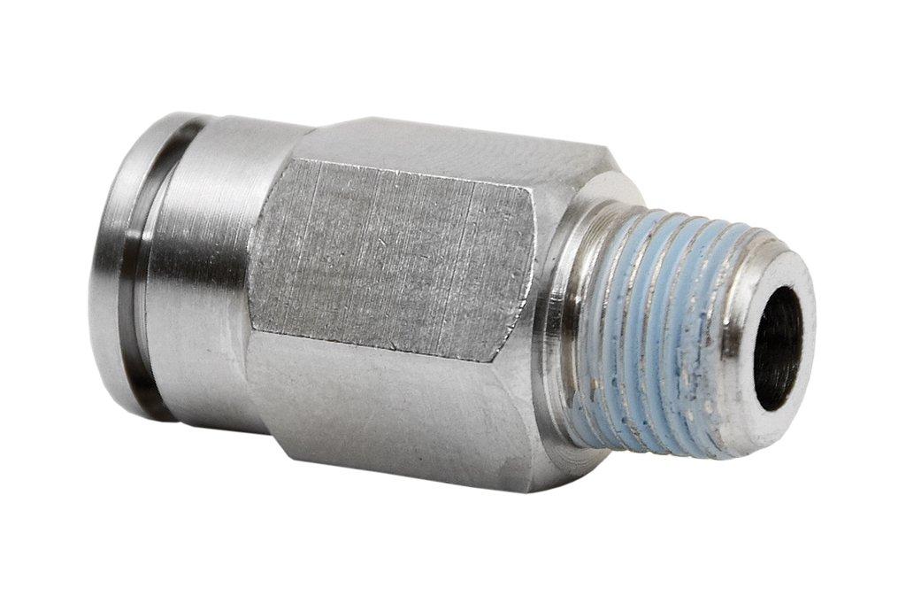Cofan 05141214 - Conexió n recta tubo (1/4, 12 mm) Cofan (COFB0)