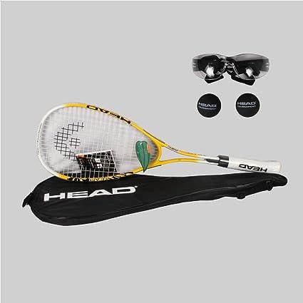 Head Nano Ti Equipo Squash Starter Kit