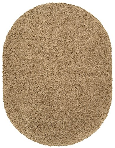 sweethome-stores-cozy2769-oval-shaggy-rug-53-x70-brown-solid