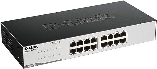 D Link Go Sw 16g Gigabit Easy Ethernet Gigabit Desktop Computer Zubehör
