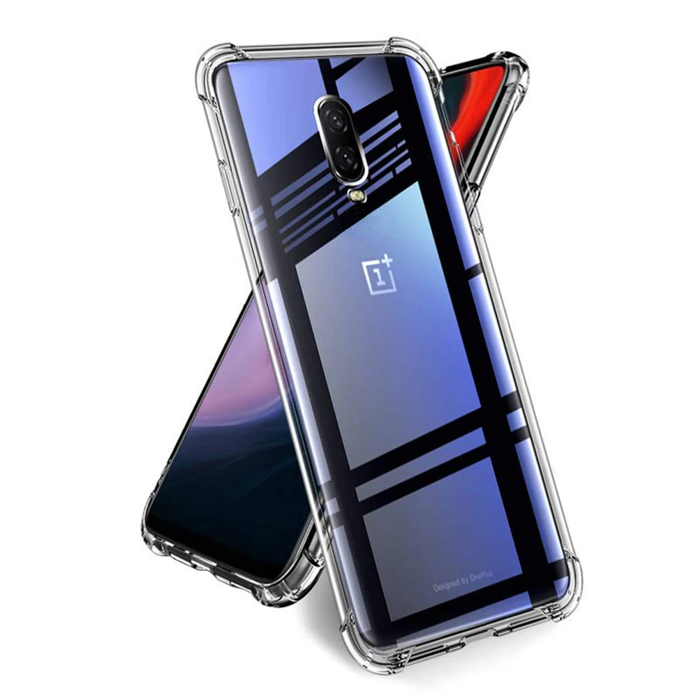ZealBea Focus Funda OnePlus 6T, Carcasa Protectora Suave de ...