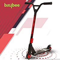 Baybee Pro Stunt Scooter Complete Trick Scooters Aluminum Entry Level Freestyle Kick Scooters for Kids 8 Years and Up, Boys, Children, Teens Ride-on Scooter Best Gift for Kids