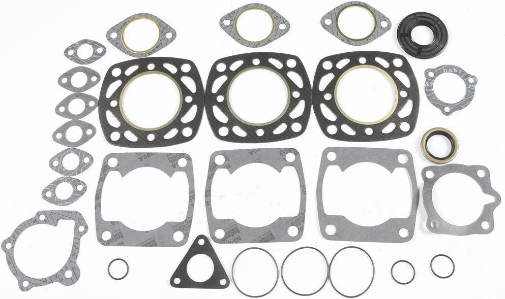 Venom Premium Top End Gasket /& O-Ring Kit Fits 1989-1995 Indy 500 Classic SKS SP SPX EFi Compatible With Polaris