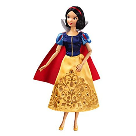Dolls & Bears Dolls, Clothing & Accessories Disney Snow White Doll And Collectable Figures