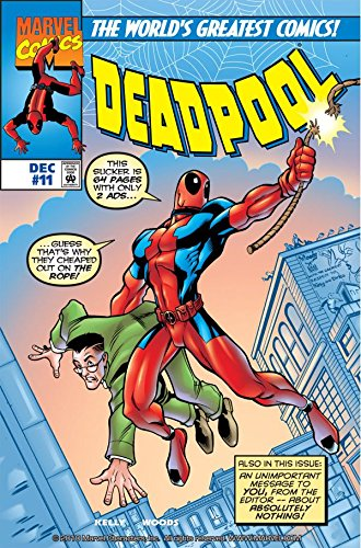 Deadpool (1997-2002) #11 ()