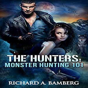 Monster Hunting 101 Audiobook