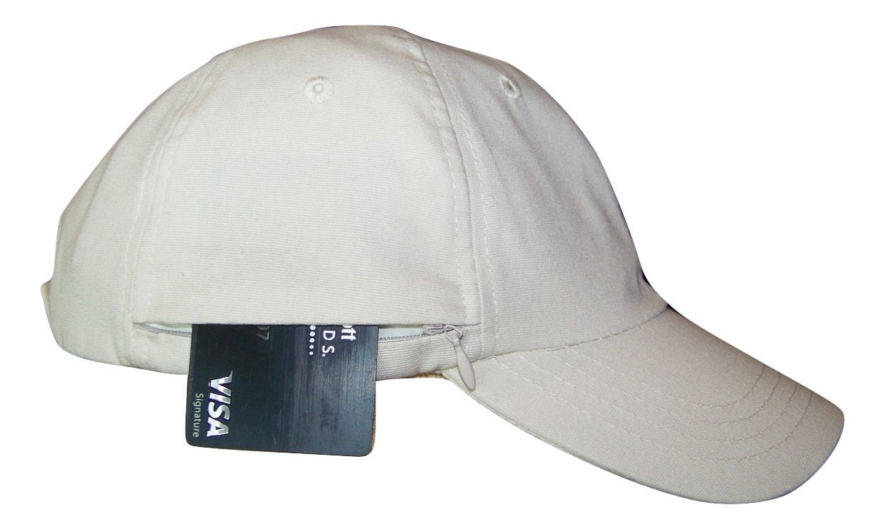 Got Shade HAT B071DQFCW3 Stone With Zipper Stone With Zipper