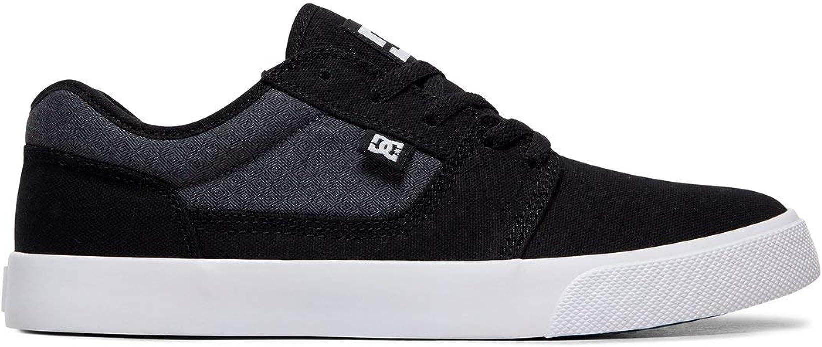 DC Tonik TX SE Sneaker Herren Schwarz/Grau