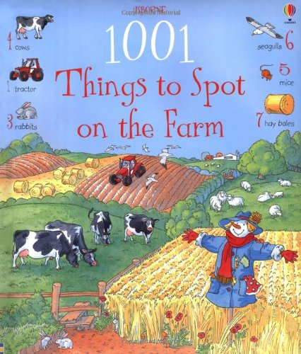 Download 1001 Things to Spot on the Farm pdf