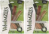 (2 Pack) Whimzees Large Stix Dog Treats (7 Count Per Pack) For Sale