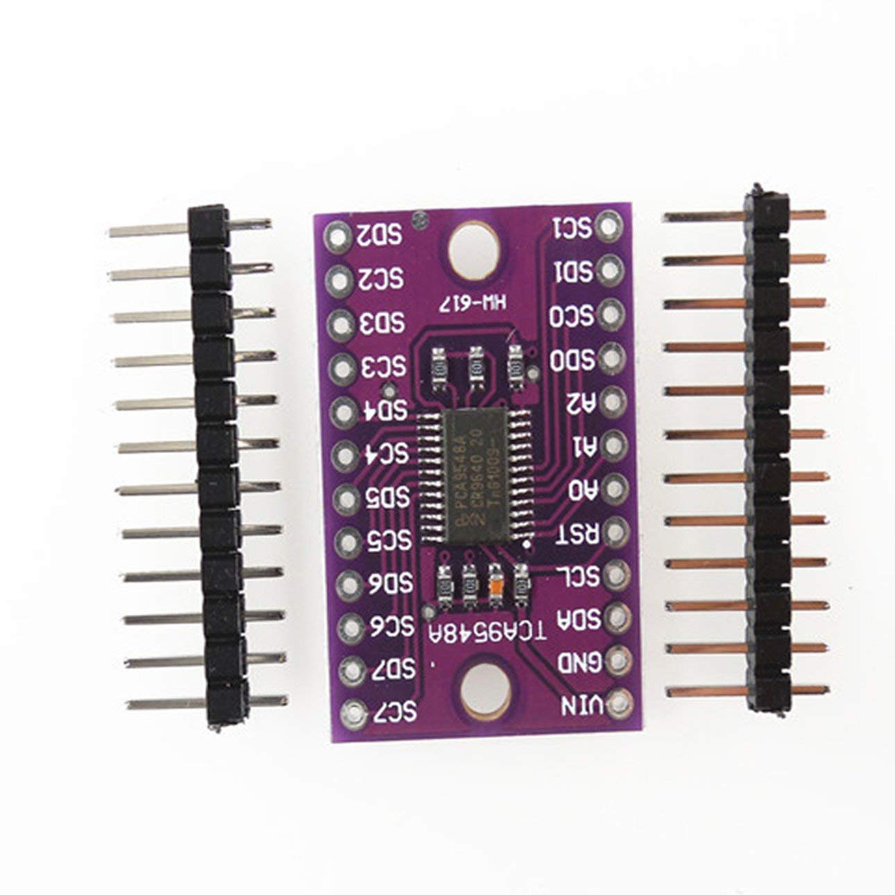 Liobaba TCA9548 TCA9548A 1-to-8 I2C 8 Way Multi-Channel Expansion Board IIC Module