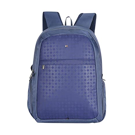 c6bb6513182 Image Unavailable. Image not available for. Colour: Tommy Hilfiger  Professional Series 21.6 Ltrs Navy Laptop Backpack ...