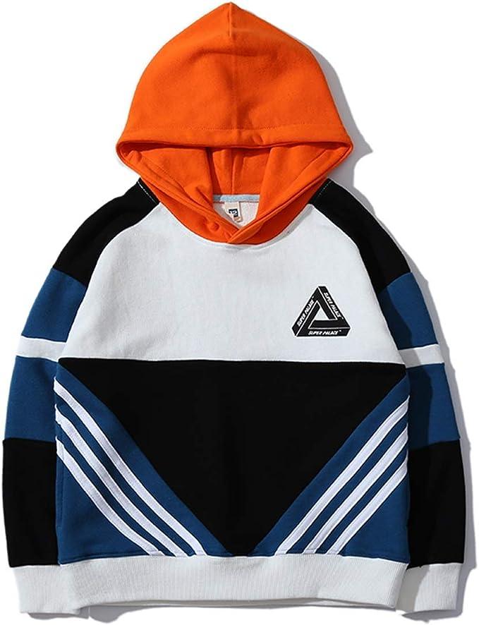 Backbuy Hooded Sweatshirt,Sweat Shirt à Capuche Garçon