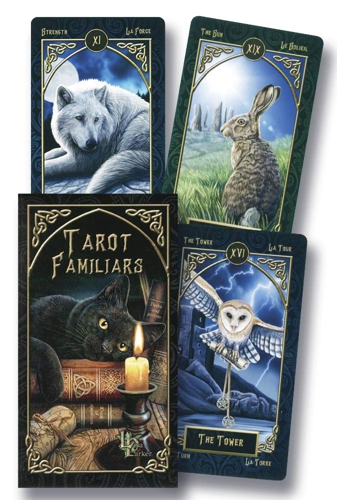 Tarot Familiars: Lo Scarabeo: 9780738755526: Amazon.com: Books