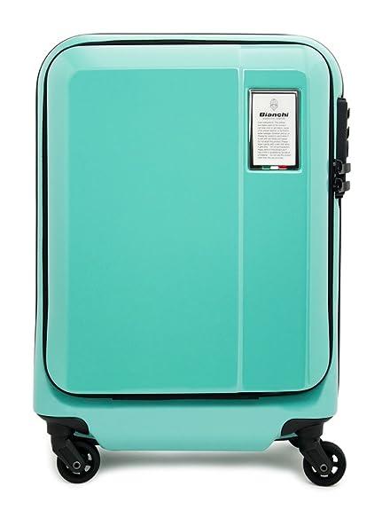 (ビアンキ)Bianchi スーツケース BCHC-D1180 46cm 【31】チェレステ