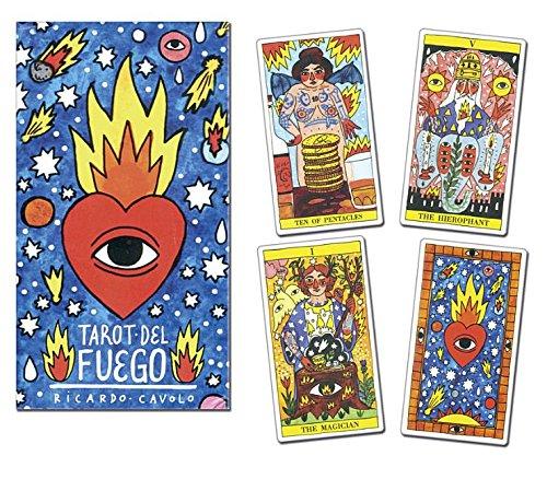 491099202e29 Tarot Del Fuego Cards – 8 Jun 2016. by Ricardo Cavolo ...