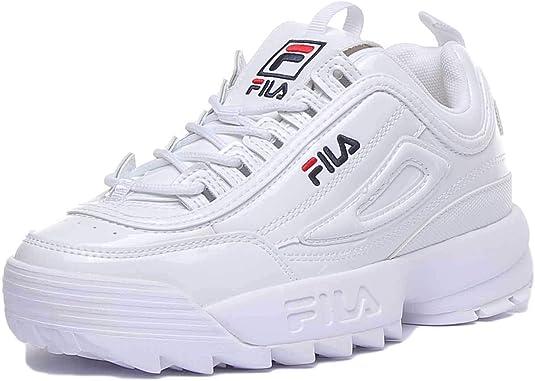 Fila Wmn Disruptor Low 1010746-1fg, Zapatillas Mujer, EU: Amazon.es: Zapatos y complementos